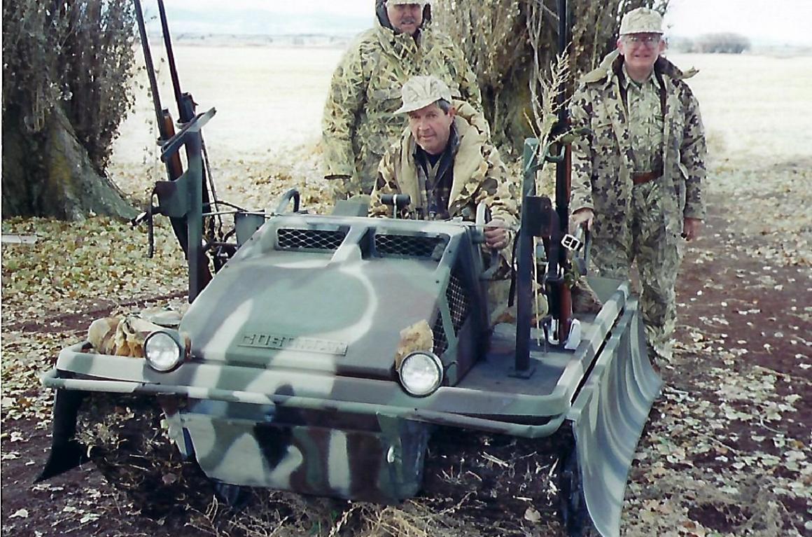 Cushman all terrain vehicle