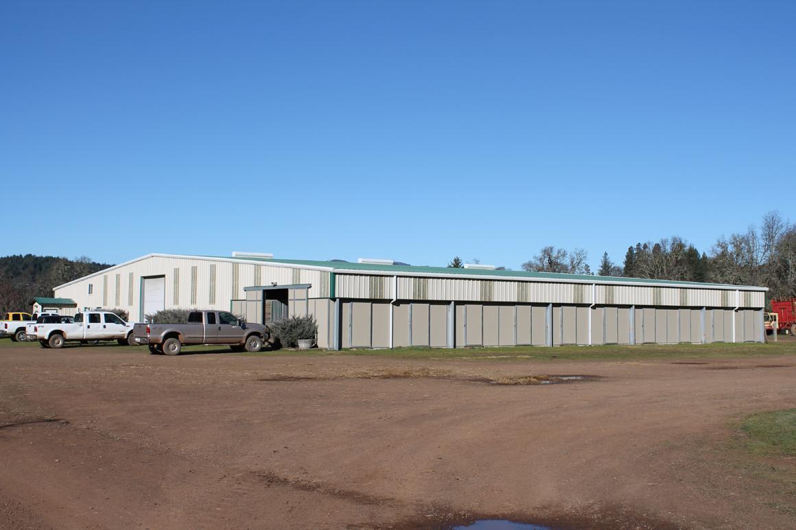 Equestrian center 2