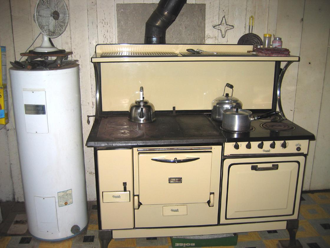 Fabulous antique stove